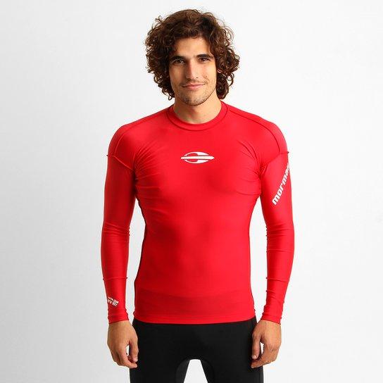 Camisa Mormaii Poliamida e Elastano M L - Compre Agora   Netshoes b731d2f213