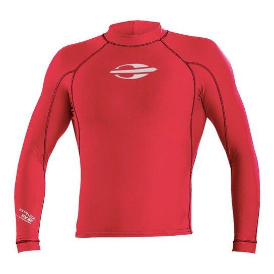 8227a709b6 Camisa Manga Longa Extraline Lycra® Uv - Compre Agora