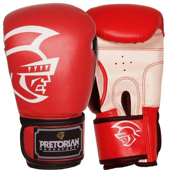 1a263ac4d Luva De Boxe Pretorian Training - Vermelha - 16Oz - Compre Agora ...