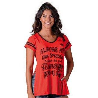 ced1449051 Compre Camiseta do Flamengo Feminina Online