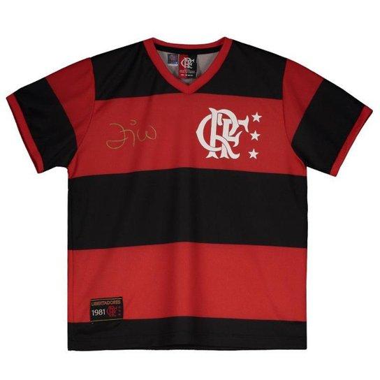 4b16d71b0d Camisa Flamengo Champion Infantil - Vermelho - Compre Agora
