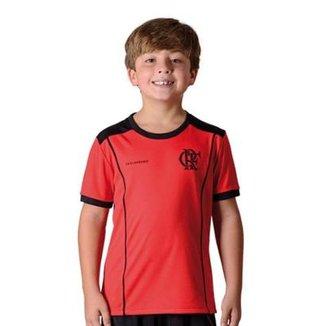 f8b4214209 Camisa Flamengo Infantil Slide Braziline