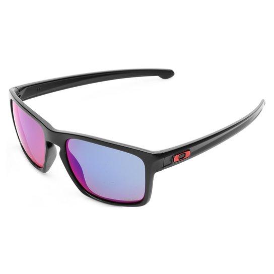 3c7e603020d Óculos Oakley Sliver Matte Black MM-Irdium-OO9262 - Compre Agora ...