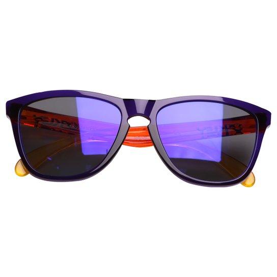 e137f7c40a521 Óculos Oakley Frogskins Surf Irdium-OO9013 - Compre Agora