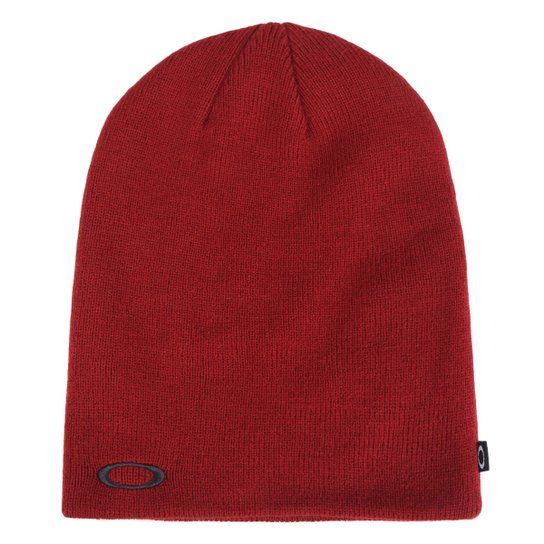 3c7c4f4b9961c Gorro Oakley Fine Knit Beanie Masculino - Vermelho - Compre Agora ...
