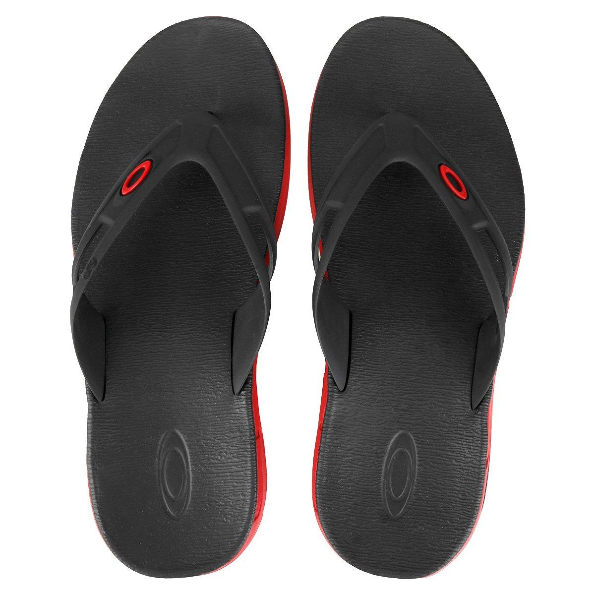 97cd2233c Sandália Papete Democrata Pacific Masculina. A partir de. 9.100 Pontos.  FornecedorNetshoes. Chinelo Oakley Rest Masculino