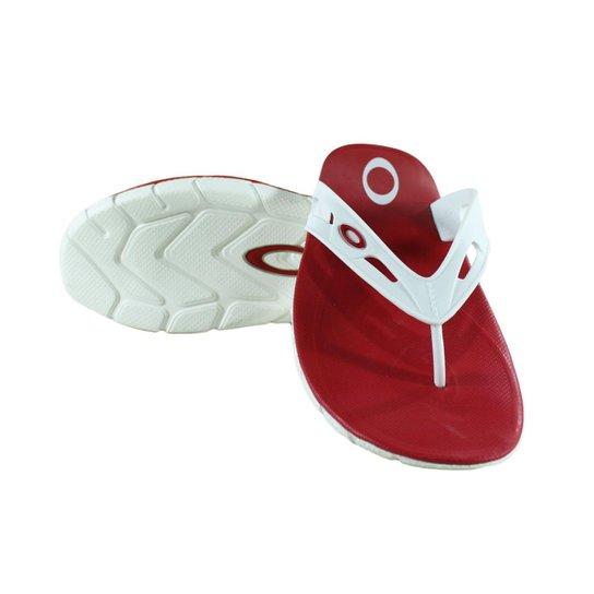 ... Chinelo Oakley Operative 2.0 - Vermelho - Compre Agora Netshoes  4a9793b62a3fe6 ... f9076caaba