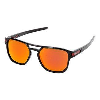 5c5c90a16 Óculos Oakley Latch Beta Prizm 0OO9436 Masculino