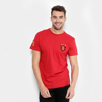 Camiseta Sport Recife Top Masculina