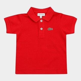 Compre Lacoste Infantil Online   Netshoes 29dea9fce6