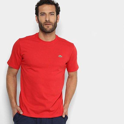 Camiseta Lacoste Casual Masculina