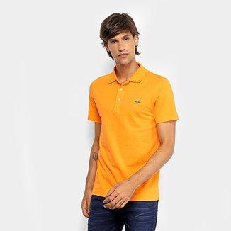bc633924e9c Camisa Polo Lacoste Logo Super Light Masculina