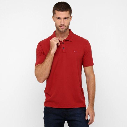 963c5e10d Camisa Polo Calvin Klein Básica - Compre Agora | Netshoes