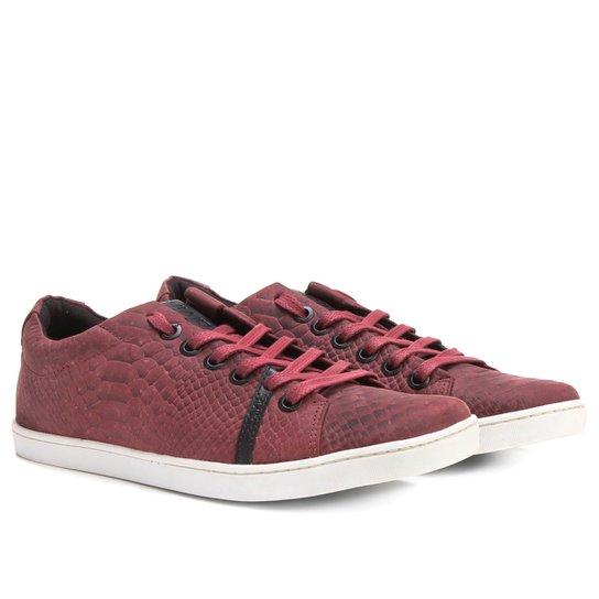 Tênis Calvin Klein Croco - Compre Agora   Netshoes 4b2b74cea7