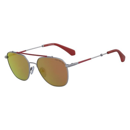 b580461e80051 Óculos de Sol Calvin Klein Jeans CKJ165S 020 53 - Compre Agora ...