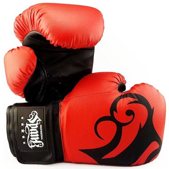 bd697003a Luva de Boxe e Muay Thai Spank - Vermelho - Compre Agora
