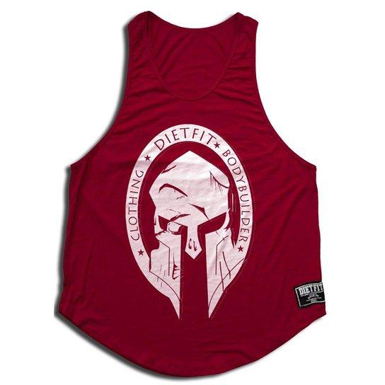 40f762a30b7f2 Regata Cavada Sparta - Ver - Vermelho - Compre Agora