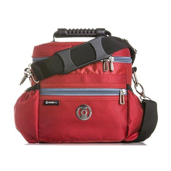6d24c2d76 Bolsa Térmica Iron Bag Mini Pop Tamanho P + Combo de acessórios - Vermelho