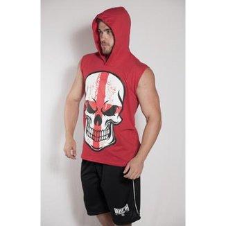 8964cf2eeb Regata com Capuz Império Fitness Skull England