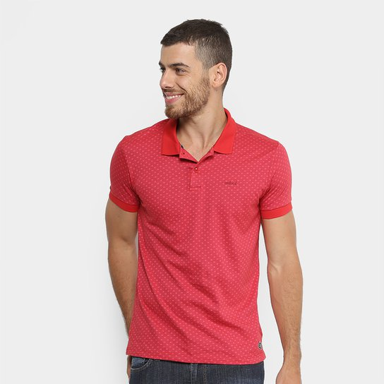 9f73841fc1 Camisa Polo Colcci Full Print Masculina - Compre Agora