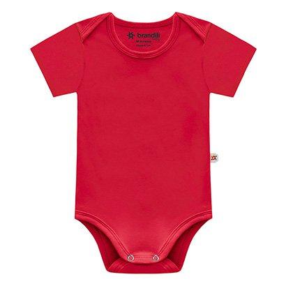 Body Infantil Brandili Cotton Masculino