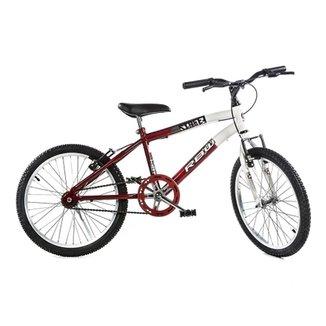 ebba7c616 Bicicleta Infantil Rainbow Street - Aro 20