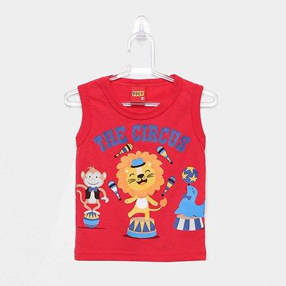Regata Infantil Kyly Circus