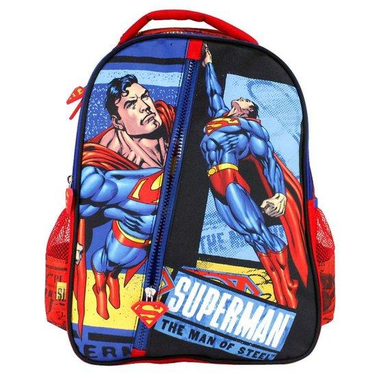 026dcdf2090 Mochila Infantil Luxcel Superman IS32223SM Masculina - Compre Agora ...