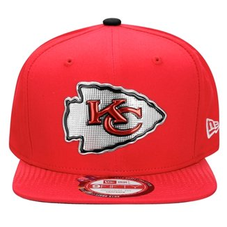 83faa460d Boné New Era 950 NFL Orignal Fit Draft Kansas City Chiefs