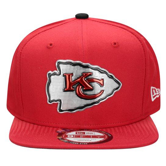 Boné New Era 950 NFL Orignal Fit Draft Kansas City Chiefs - Vermelho ... 31b0d8acf26