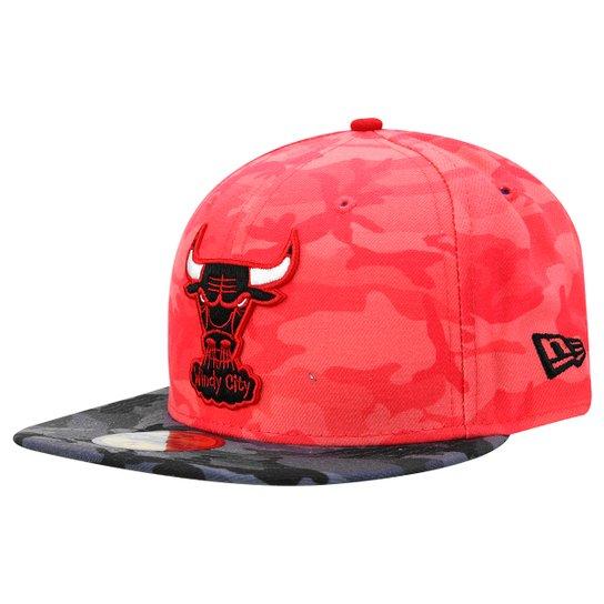 Boné New Era NBA 5950 Chicago Bulls - Compre Agora  ad535f69e01