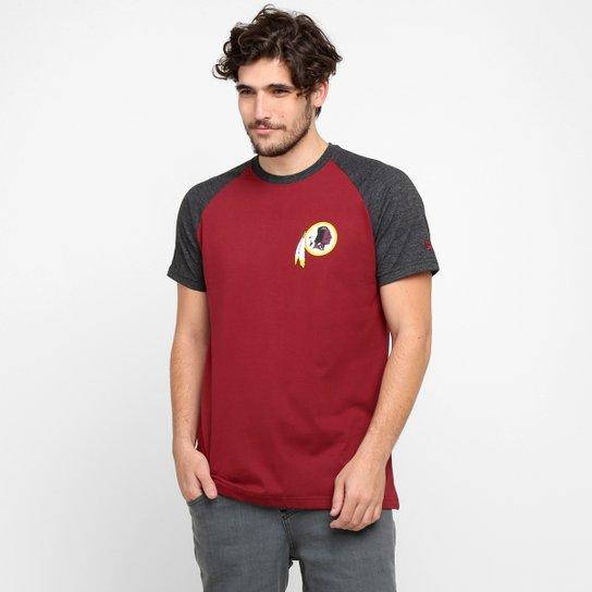 403b765873 Camiseta New Era NFL Blazon Washington Redskins - Compre Agora ...