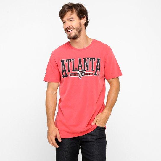 73740bf184121 Camiseta New Era NFL Classic Atlanta Falcons - Compre Agora