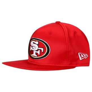 Boné New Era 950 NFL Original Fit Satin San Francisco 49ers 8e9bca956f0dc