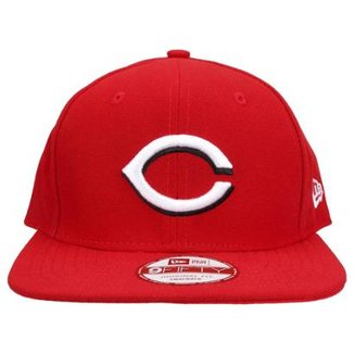 Boné New Era 950 MLB Original Fit Cincinnati Reds 45f609c7b7d