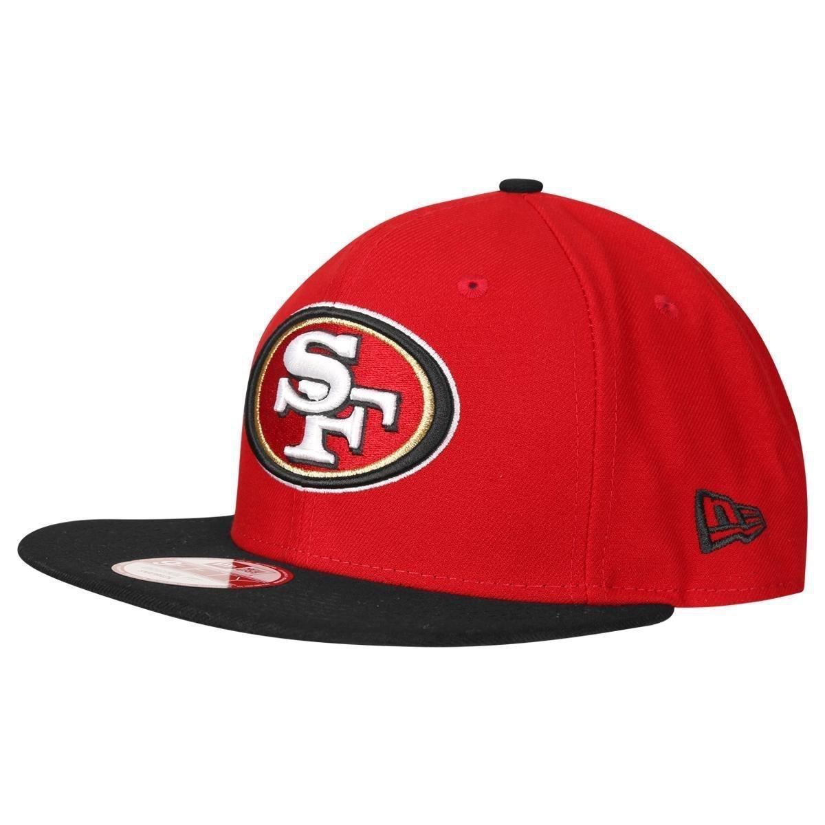 5e6106d278 Boné New Era 950 NFL Of Sn Classic Team San Francisco 49Ers - ...