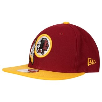 52158c2c4f3fe Boné New Era 950 NFL Of Sn Classic Team Washington Redskins
