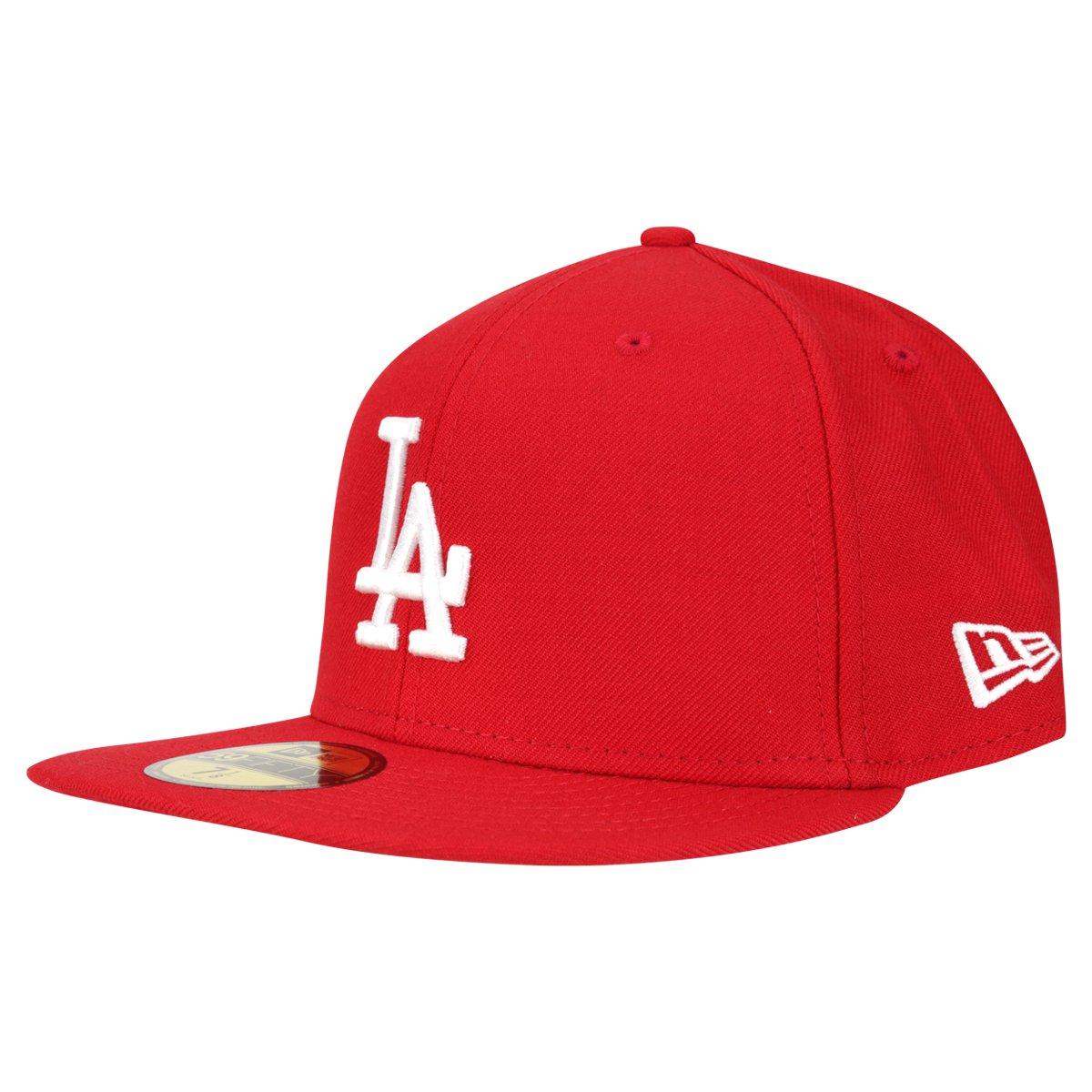 Boné New Era 5950 MLB Los Angeles Dodgers