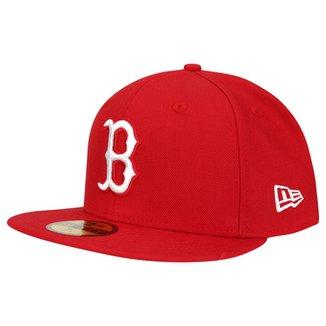 Boné New Era 5950 MLB Boston Red Sox 365adb7a330
