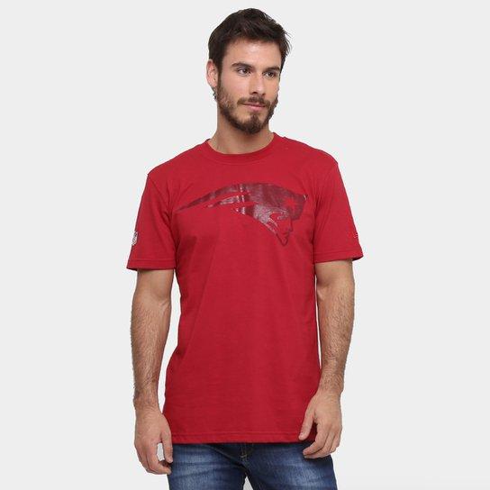 7554c99fb Camiseta New Era NFL Basic Gel New England Patriots - Compre Agora ...