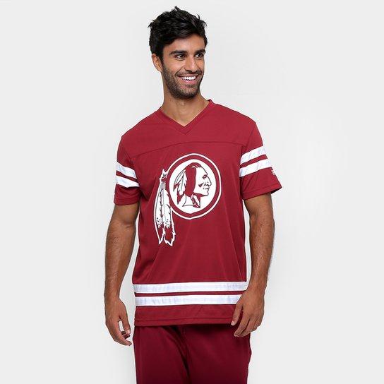 a86d334a3 Camiseta New Era NFL Stridate Washington Redskins - Compre Agora ...