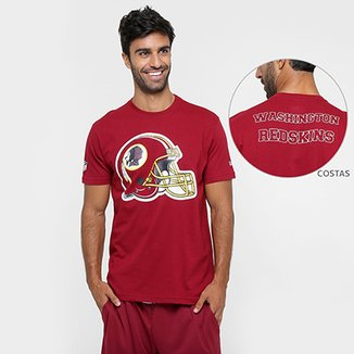 Camiseta New Era NFL Datehelmet Washington Redskins cb1622990e71f