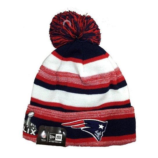 Gorro Touca New England Patriots Sport Knit - New Era - Compre Agora ... c4a1a722812