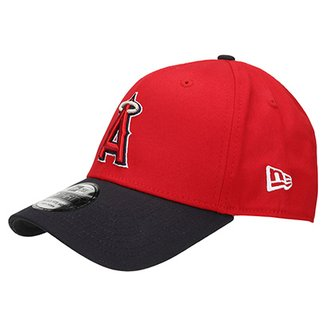 Boné New Era MLB 3930 Hc Basic Angels Otc 2733f63f9a0