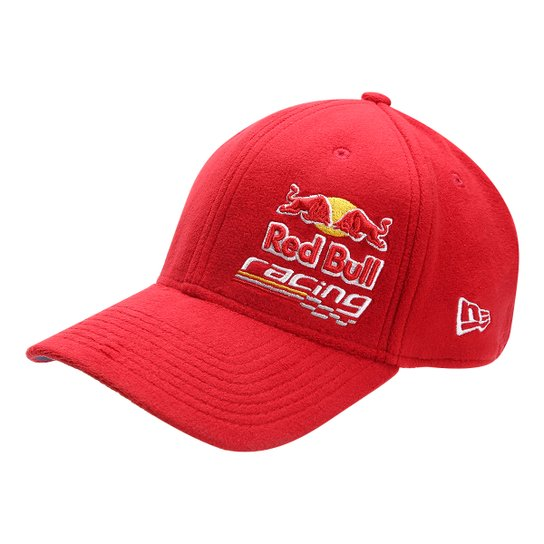 Boné New Era 3930 HP Fleece Red Bull Racing - Compre Agora  020bb2f0db3