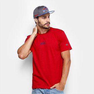 Camiseta NFL Buffalo Bills New Era Lic Masculina fc4a84fac3970