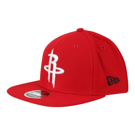 Boné New Era NBA Houston Rockets Aba Reta Primary - Compre Agora ... 6e7096c0fb0
