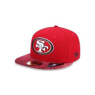 Bone 5950 New Era San Francisco 49ers NFL Aba Reta 9e8a70bf0d6