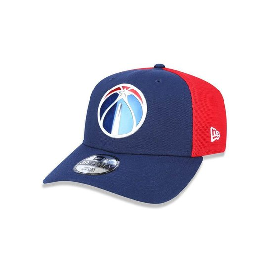 7e1994c2f Bone 3930 New Era Washington Wizars NBA Aba Curva - Compre Agora ...