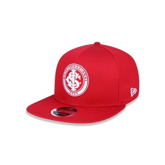 Boné 950 Original Fit Internacional Futebol Aba Reta Snapback New Era 0fbfc5059ed3a